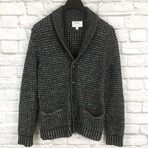 Rag & Bone Button Thick Knit Cardigan Sweater Sz S